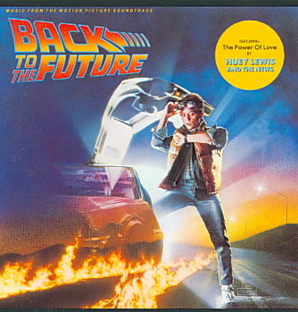 BACK TO THE FUTURE (OST) (CD)